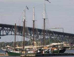 Sail a schooner. www.sailyorktown.com/