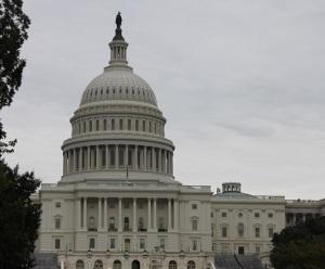 U.S. Capitol made from Aquia Creek sandstone
