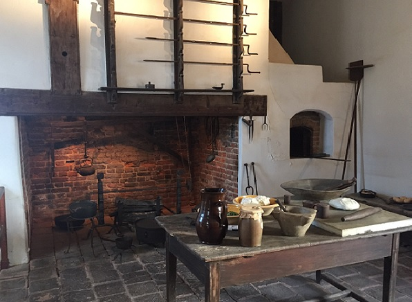 Mt. Vernon kitchen