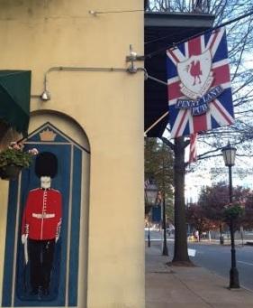 Penny Lane Pub on Franklin Street