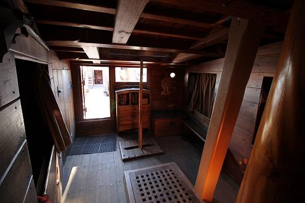 Captians quarters
