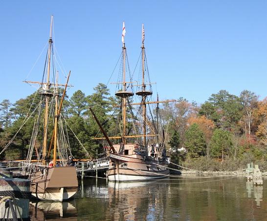 replica ships